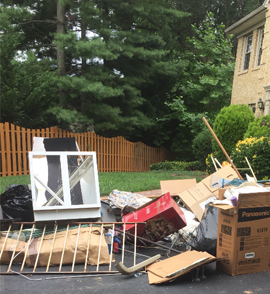 Junk Removal in Annandale, VA