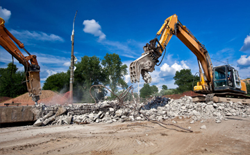 Demolition and Renovation Cleanup in Annandale, VA