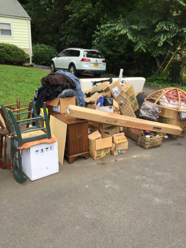 Junk Removal in Centreville