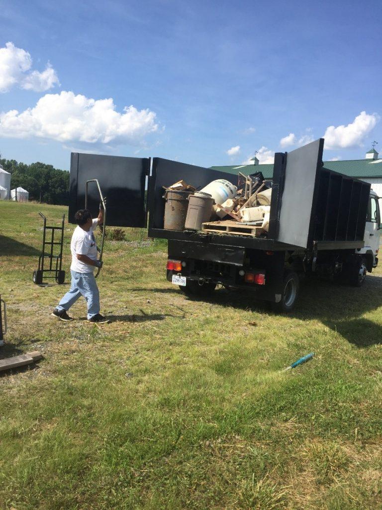 Junk Removal in Falls Church