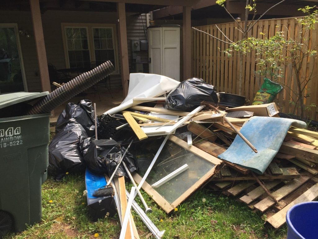 Junk Removal in Springfield